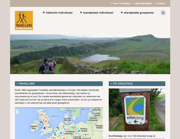 2015-03-26 travellers nieuwe website